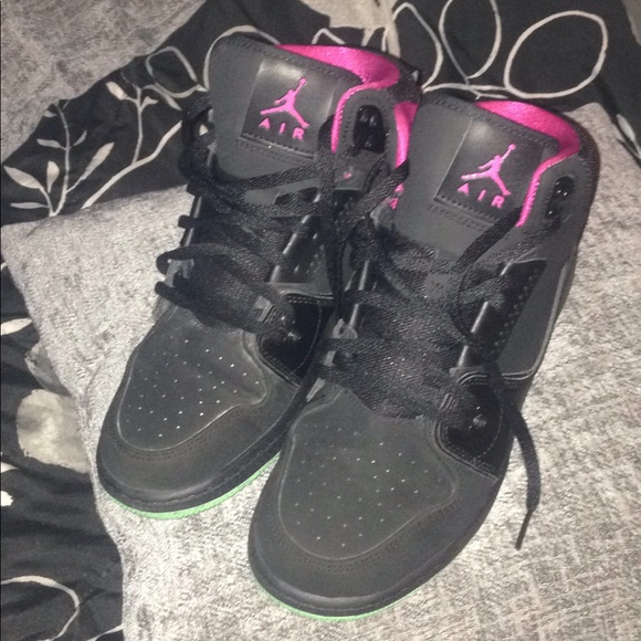 Jordan Shoes   Jordans 6y Black Pink